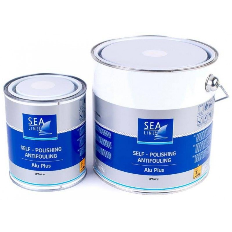 Sea-Line  Antifulingas 0,75l Alu-Plus