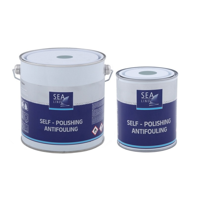Sea-Line  Antifulingas 0,75l Self-polishing Antifouling Paint