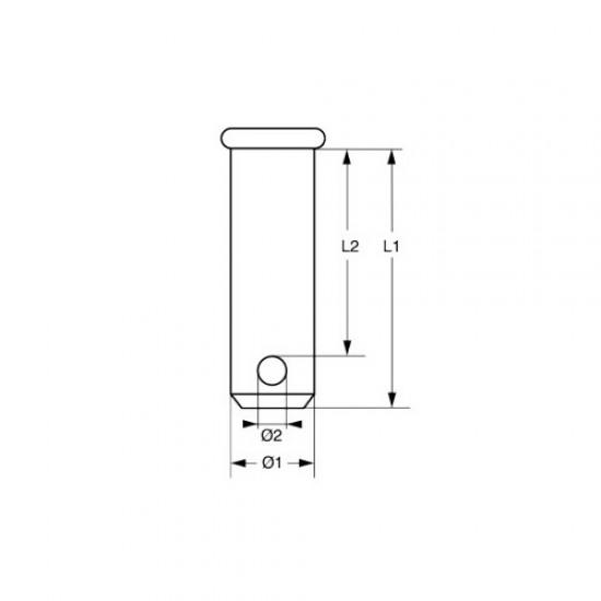 Nerūdyjančio plieno pirštai - AISI 316