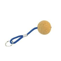 Raktų pakabukas - kamštinis kamuolys 52mm