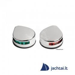 Navigacinių žibintų komplektas – LED, Bi-Colour, raudona, žalia - 1104124
