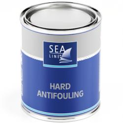 Sea-Line  Hard Antifulingas 0,75l Hard Antifouling Paint  - ( Juodas )