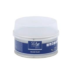 Sea-Line Gelkouto poliesterinis glaistas baltas 0,2l - Gelcoat polyester filler