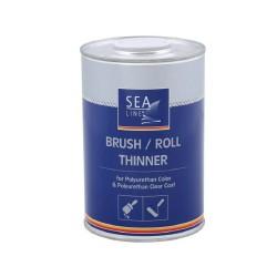 Sea-Line Skiediklis poliuretaniniams dažams ir lakui 1l - Brush / Roll Thinner