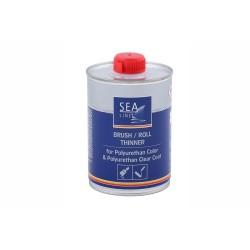 SEa-Line Skiediklis poliuretaniniams dažams ir lakui 250ml - Brush / Roll Thinner
