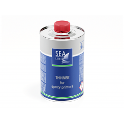 Sea-Line Skiediklis Epoksidiniam Gruntui 0.25 ml - Thinner For Epoxy Primers