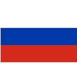Vėliava Rusijos 20 * 30cm
