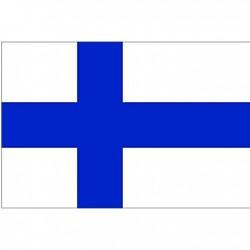 Vėliava Suomijos 20 * 30cm