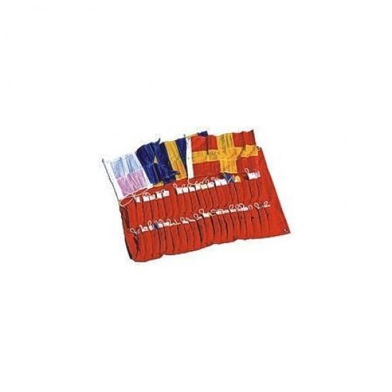Signalinės vėliavėlės 50 * 60 cm